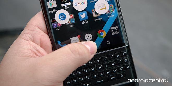 Lo smartphone BlackBerry con tastiera QWERTY arriverà al CES 2017?
