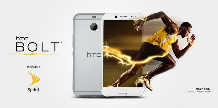 HTC Bolt è ufficiale ed è uno smartphone di fascia alta