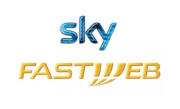Nuova offerta Sky e Fastweb a meno di 40€