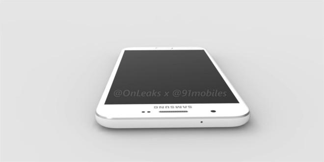 Galaxy J7 2017: trapelano render ed un video del nuovo smartphone Samsung