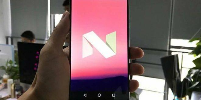 Android 7.1.1 in rollout, ma non per Google Pixel