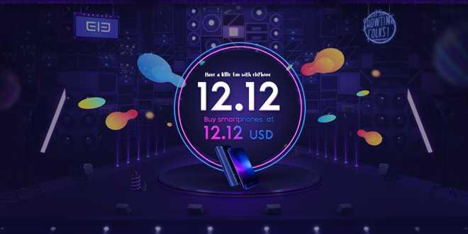 Imperdibile promozione: smartphone Elephone a soli 12.12$