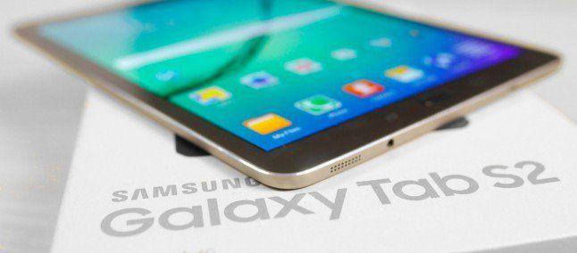 Galaxy Tab S2: si testa Android N, eccolo su GFXBench