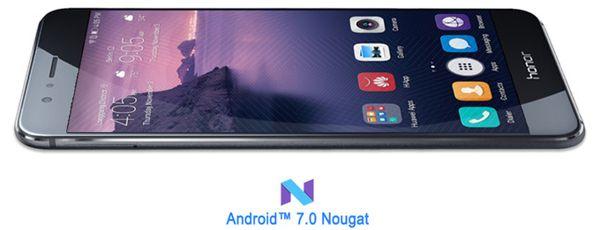 Honor 8 sarà aggiornato ad Android 7.0 Nougat ed EMUI 5.0 a febbraio