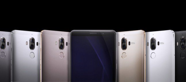 Huawei Mate 9, disponibile la build MHA-AL00C00B153 con alcune novità