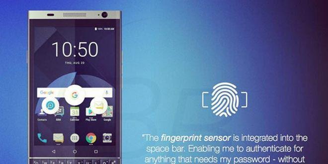 BlackBerry Mercury, indizi sulla fotocamera: stesso sensore dei Google Pixel?