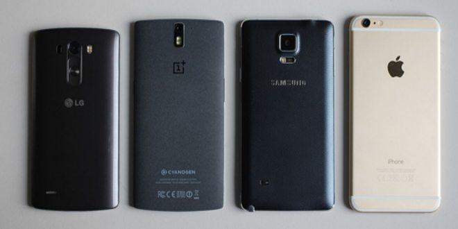 LG G6, Galaxy S8, iPhone 8 e Google Pixel 2, cosa ci riserva il 2017