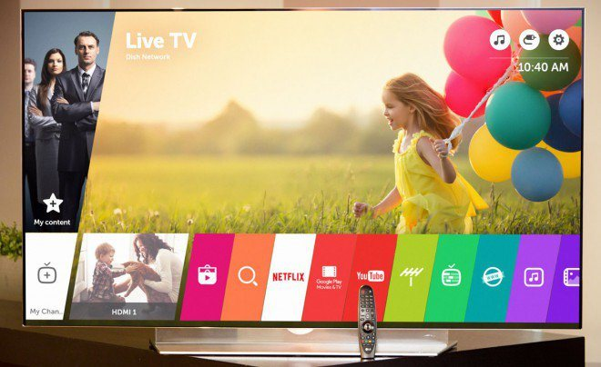 LG SMART TV: webOS 3.5 sarà al CES 2017