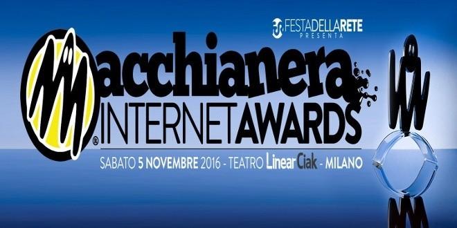 Macchianera Internet Awards 2016, ecco i vincitori