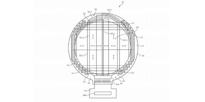 Nuovo Apple Watch circolare, Apple ci pensa sul serio