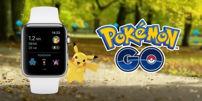 Pokémon GO finalmente disponibile su Apple Watch