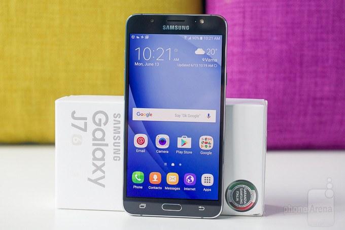 Samsung Galaxy J7 esplode in mano ad una bambina di 4 anni