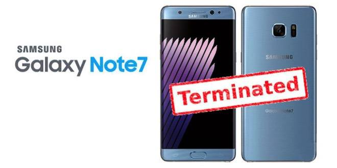Samsung Galaxy Note 7, nuovo update blocca la ricarica definitivamente