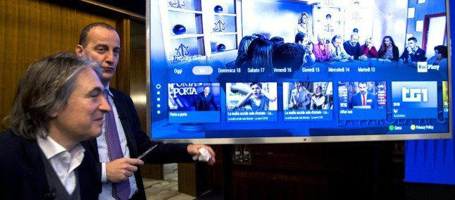 RaiPlay approda su Smart TV