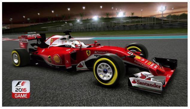 F1 2016 approda sul Google Play Store al prezzo di 9,99 euro!