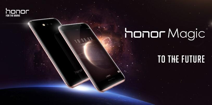 Honor Magic ufficiale: caratteristiche e dettagli