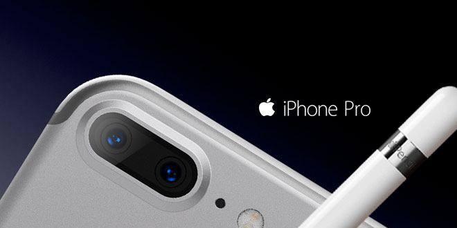 iPhone 8 sarà compatibile con Apple Pencil