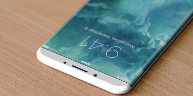 iPhone 8, una versione edge per sfidare Galaxy S8