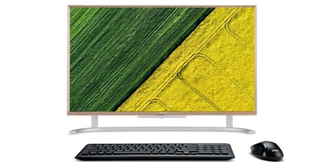 Acer Aspire C, il PC AiO Windows 10 low cost
