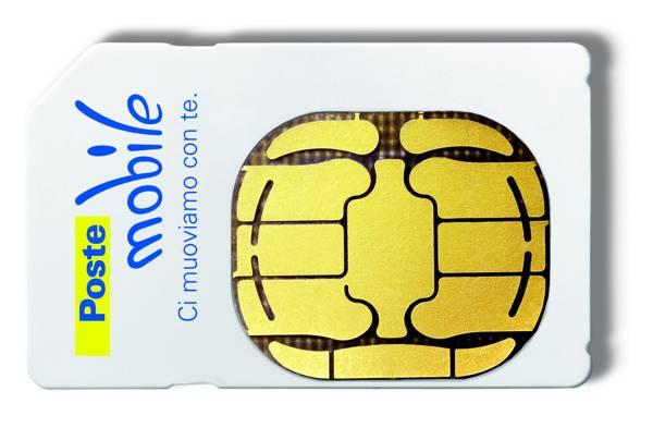 PosteMobile 6xTutti Internet Edition: 3G di traffico 4G LTE a 5€