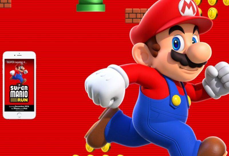 Super Mario Run corre più dei Pokémon e batte tutti i record