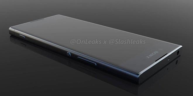 Sony Xperia XA 2, trapelano in rete le prime immagini