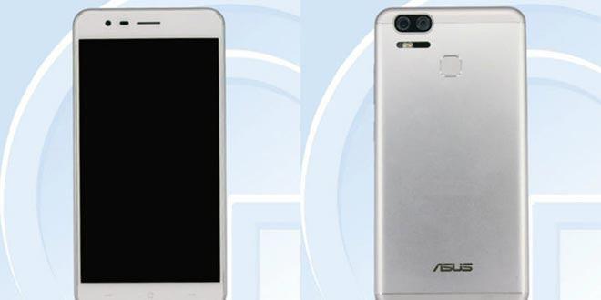 ASUS ZenFone 3 Zoom passa alla TENAA: doppia fotocamera in stile iPhone 7 Plus