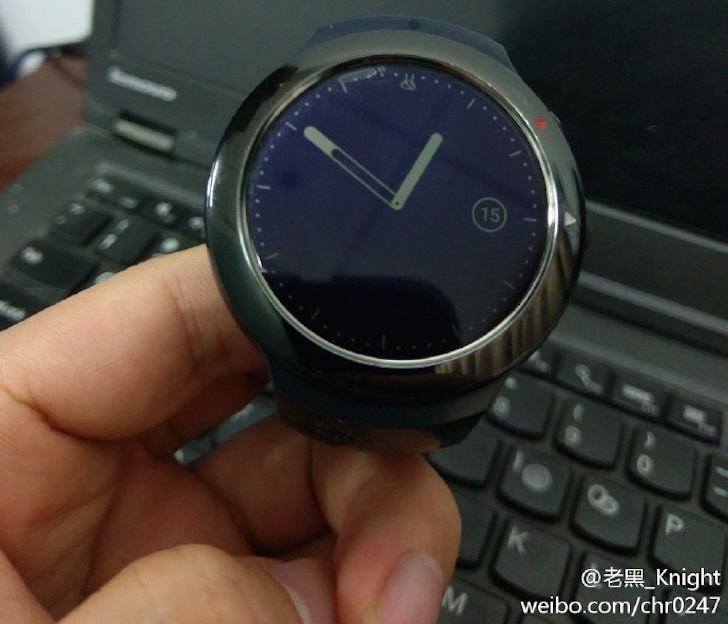 Nuove immagini del misterioso smartwatch HTC