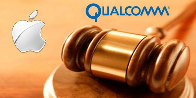 Apple VS Qualcomm, la guerra miliardaria dei brevetti