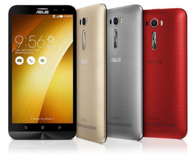Asus Zenfone 2 Laser riceve nuovo update firmware