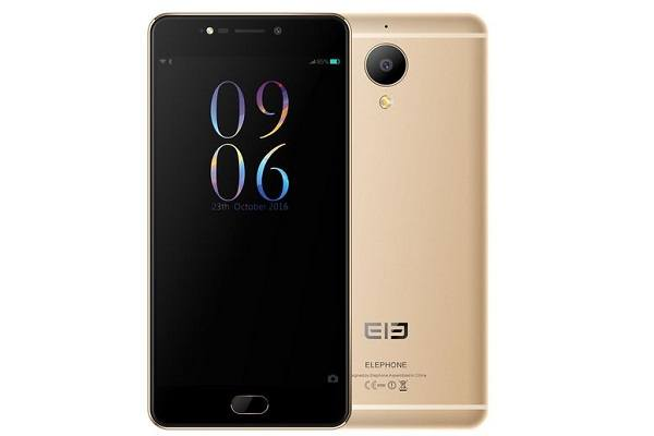 ElePhone P25 ufficiale: display 5.5″ FHD, Helio P25, 6GB di RAM