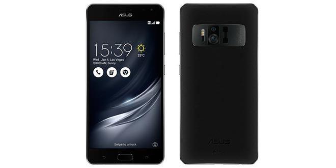 ASUS ZenFone AR, in arrivo al CES 2017 lo smartphone Project Tango