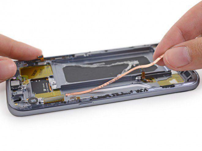 Galaxy S8: il sistema di dissipazione sarà simile ad S7
