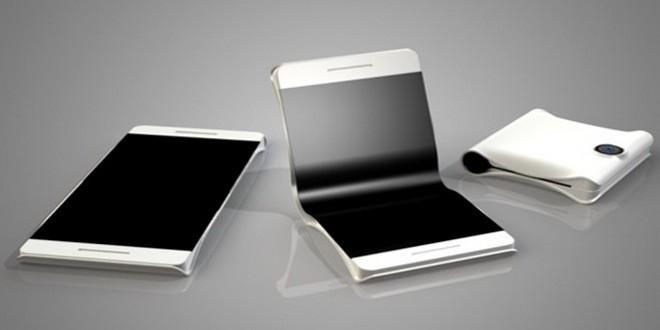 LG brevetta uno smartphone pieghevole