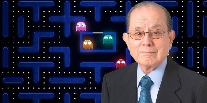 Morto il papà di PacMan: addio a Masaya Nakamura