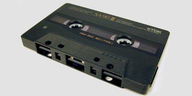 Nostalgia anni '80, la rivincita delle musicassette