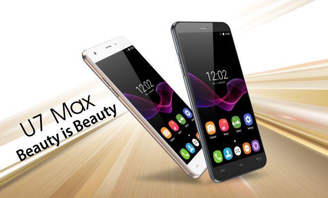 OUKITEL U7 Max, in arrivo un nuovo smartphone 3G per la casa cinese