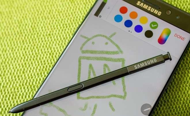 Samsung rilancia: confermata l'uscita di Galaxy Note 8