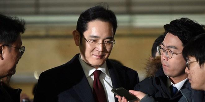Samsung nei guai: arrestato il Vice Presidente per presunta corruzione