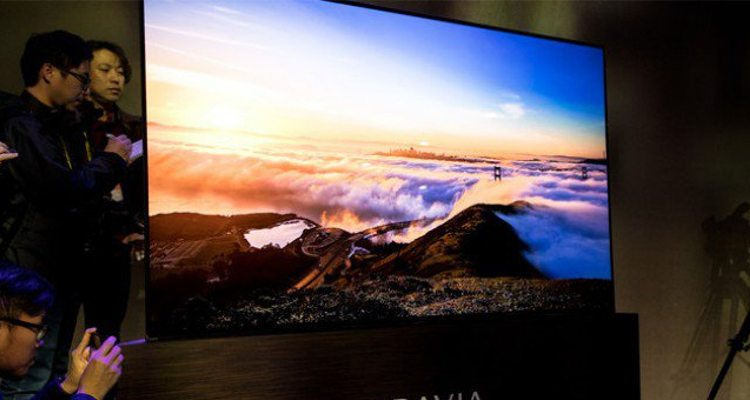 Sony TV OLED A1: nuovo suggestivo video di presentazione