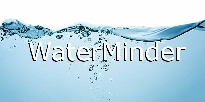 WaterMinder è la nuova app gratuita della settimana in App Store
