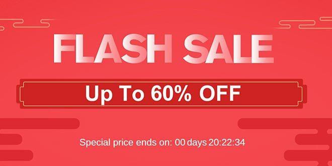 Elephone Flash Sale: smartphone con sconti fino al 60%