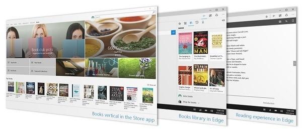 Windows books
