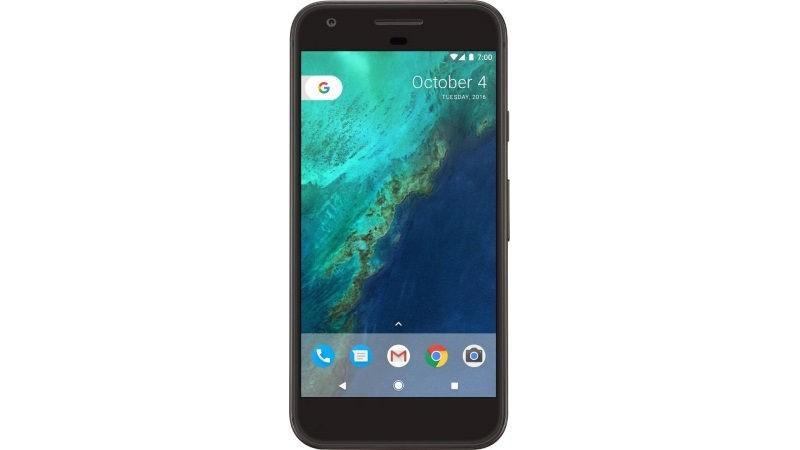 google pixel xl display