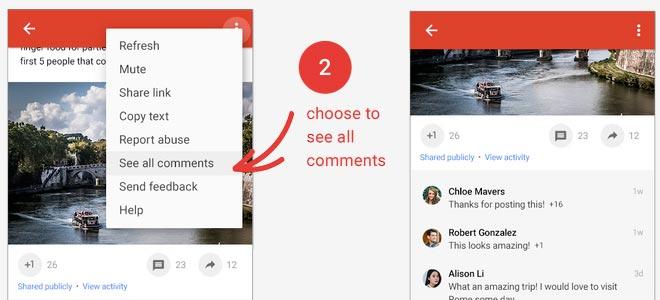 Google Plus si rifà il look: ecco come sarà il nuovo aspetto