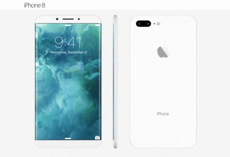 iPhone 8 OLED: secondo gli analisti la batteria avrà una durata record