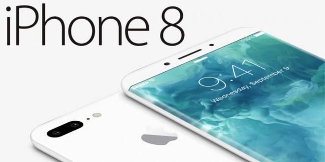 Un nuovo concept mostra come potrebbe essere iPhone 8