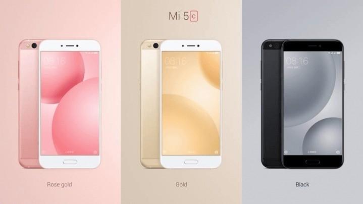 Xiaomi Mi 5C è ufficiale, SoC proprietario e prezzo economico