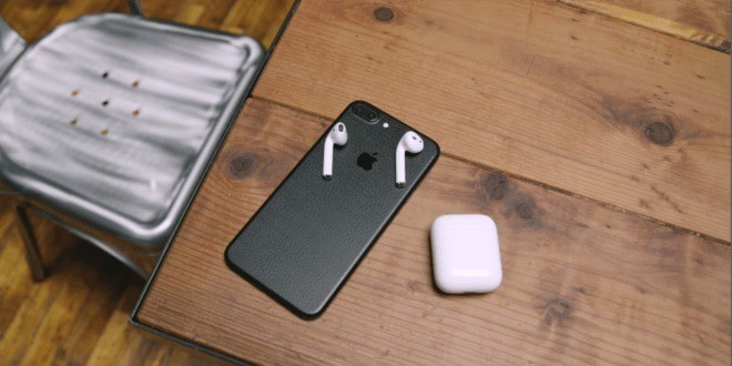 Apple aggiorna gli AirPods Wireless con un nuovo firmware