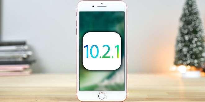 Apple svela in ritardo un bug fix integrato in iOS 10.2.1